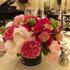 Lotos Club Spring Centerpieces