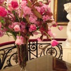 Lotos Club of NYC Escort Card Table Arrangement